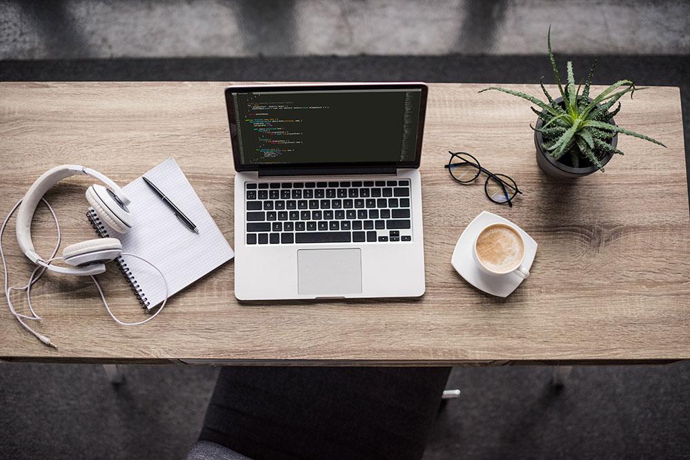 Рабочее место для разработки сайтов